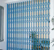 Wel Rollu0027s Quality Collapsible Door Are Custom Made, Provide High Security  Against Vandals, Burglars And Other Nuisance. Collapsible Doors Are  Generally ...